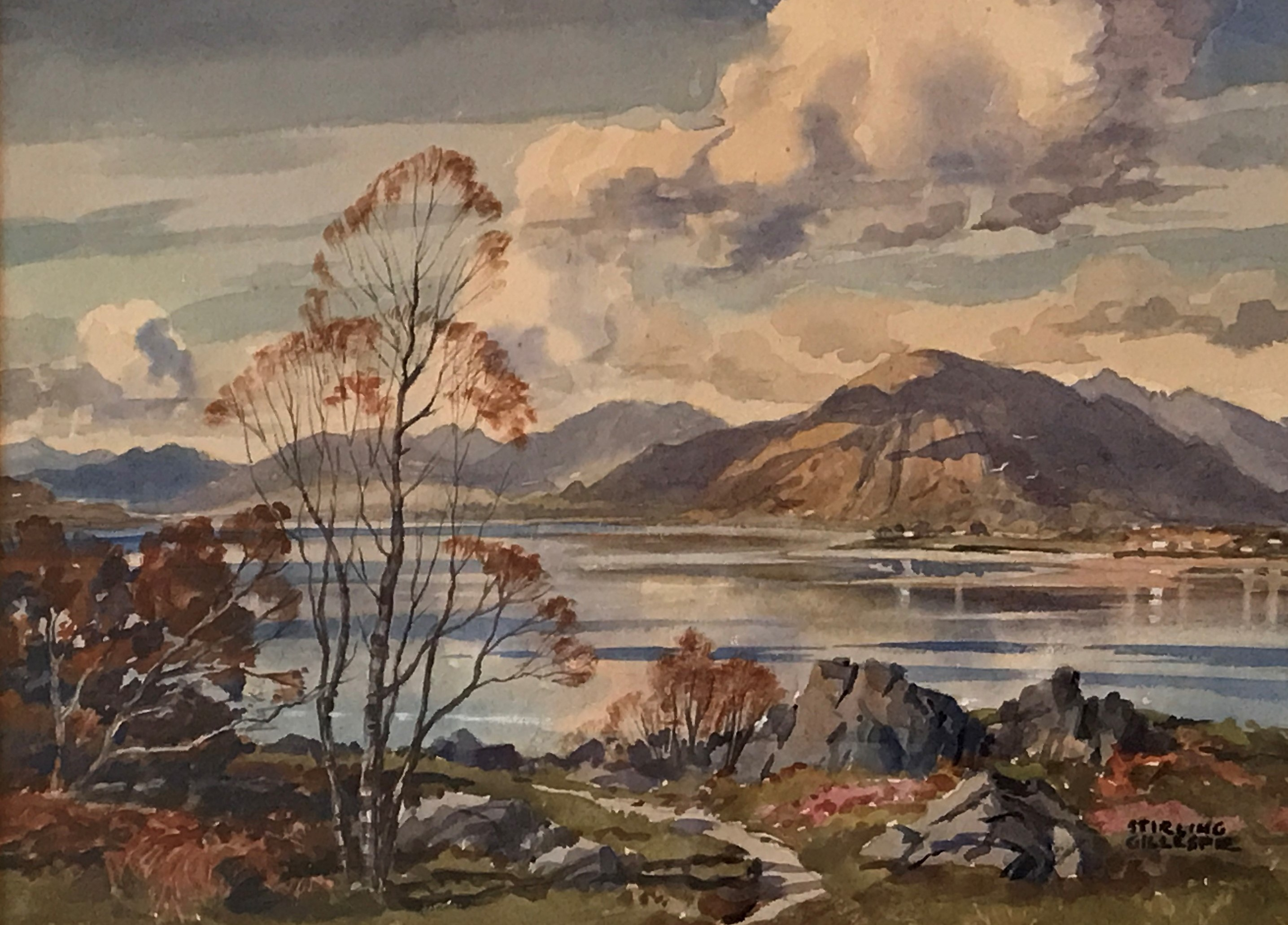 Ardnamurchan Stirling Gillespie