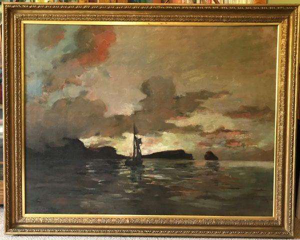 Alexander Frew Sunset