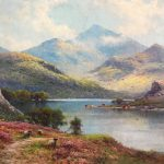 Alfred Fontville de Breanski west highlands