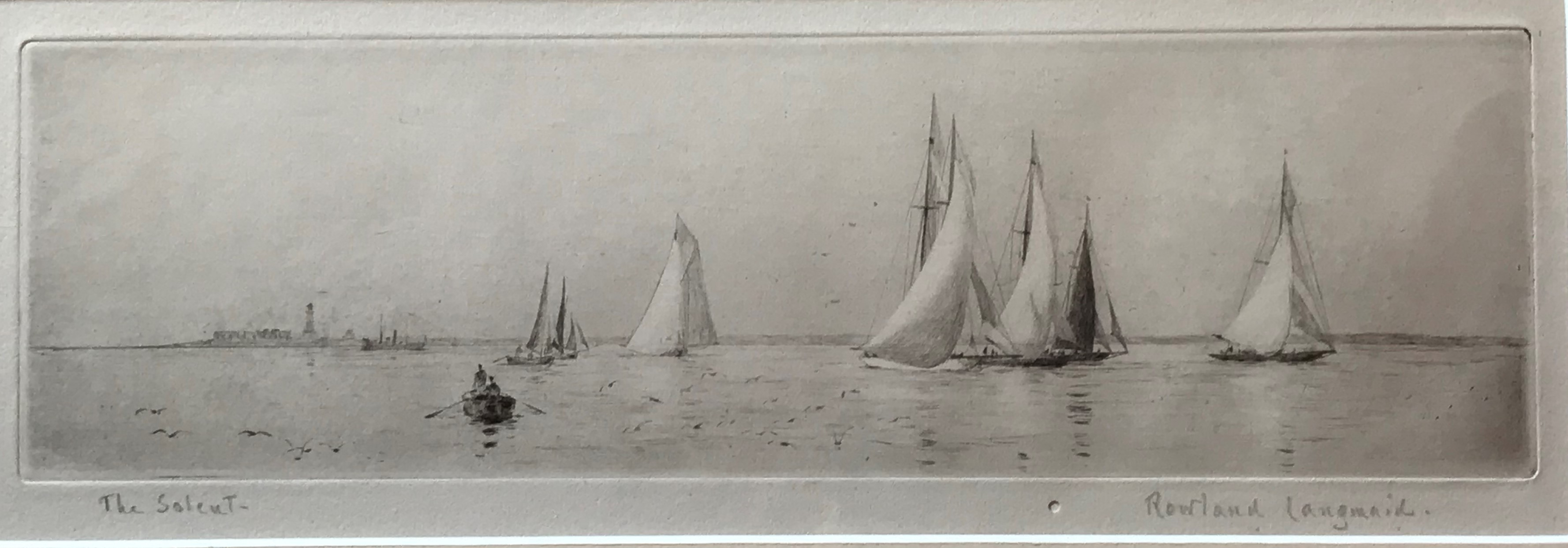 Rowland Langmaid The Solent