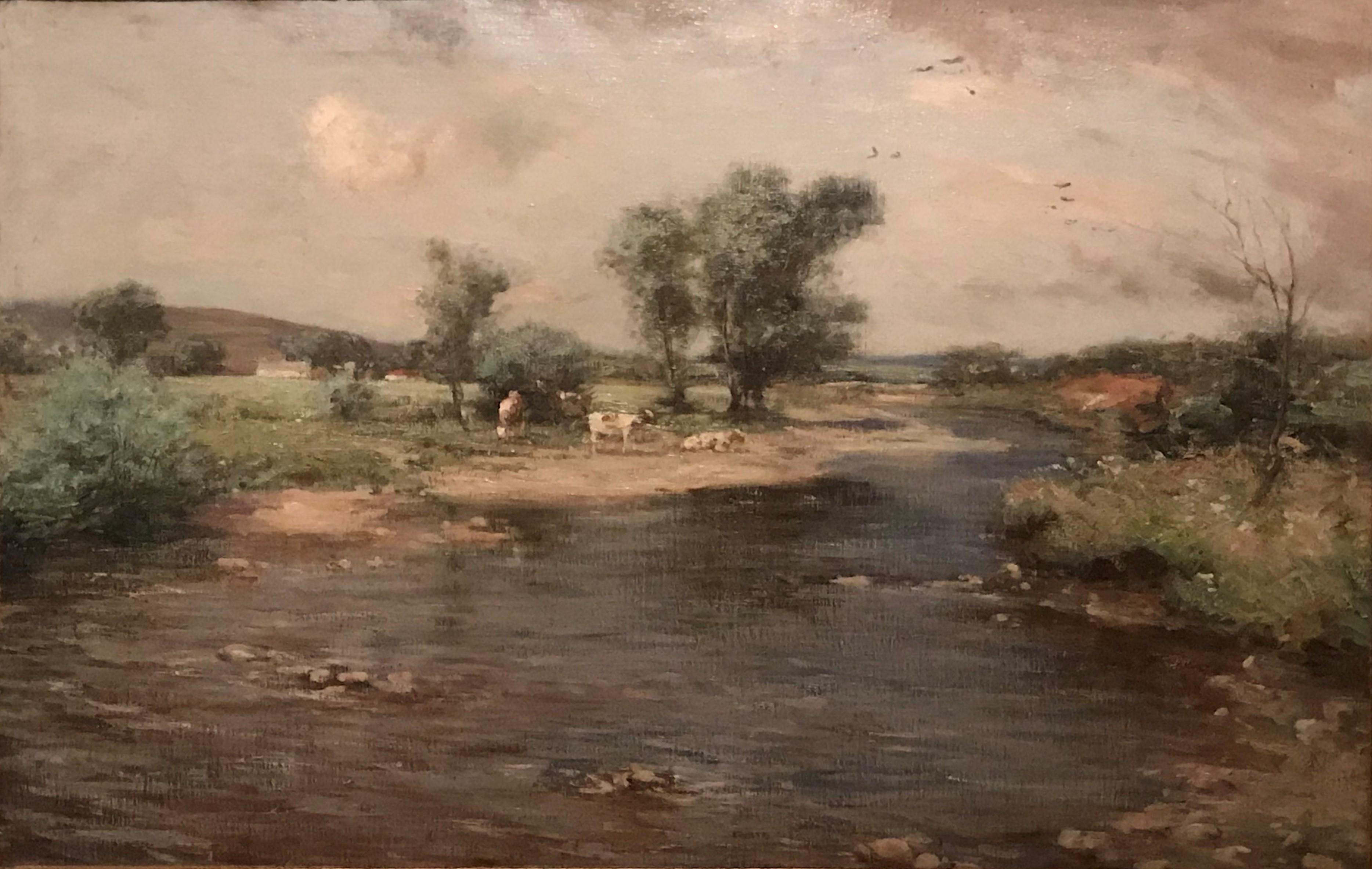 JOSEPH MORRIS HENDERSON R.S.A. (SCOTTISH 1864-1936)