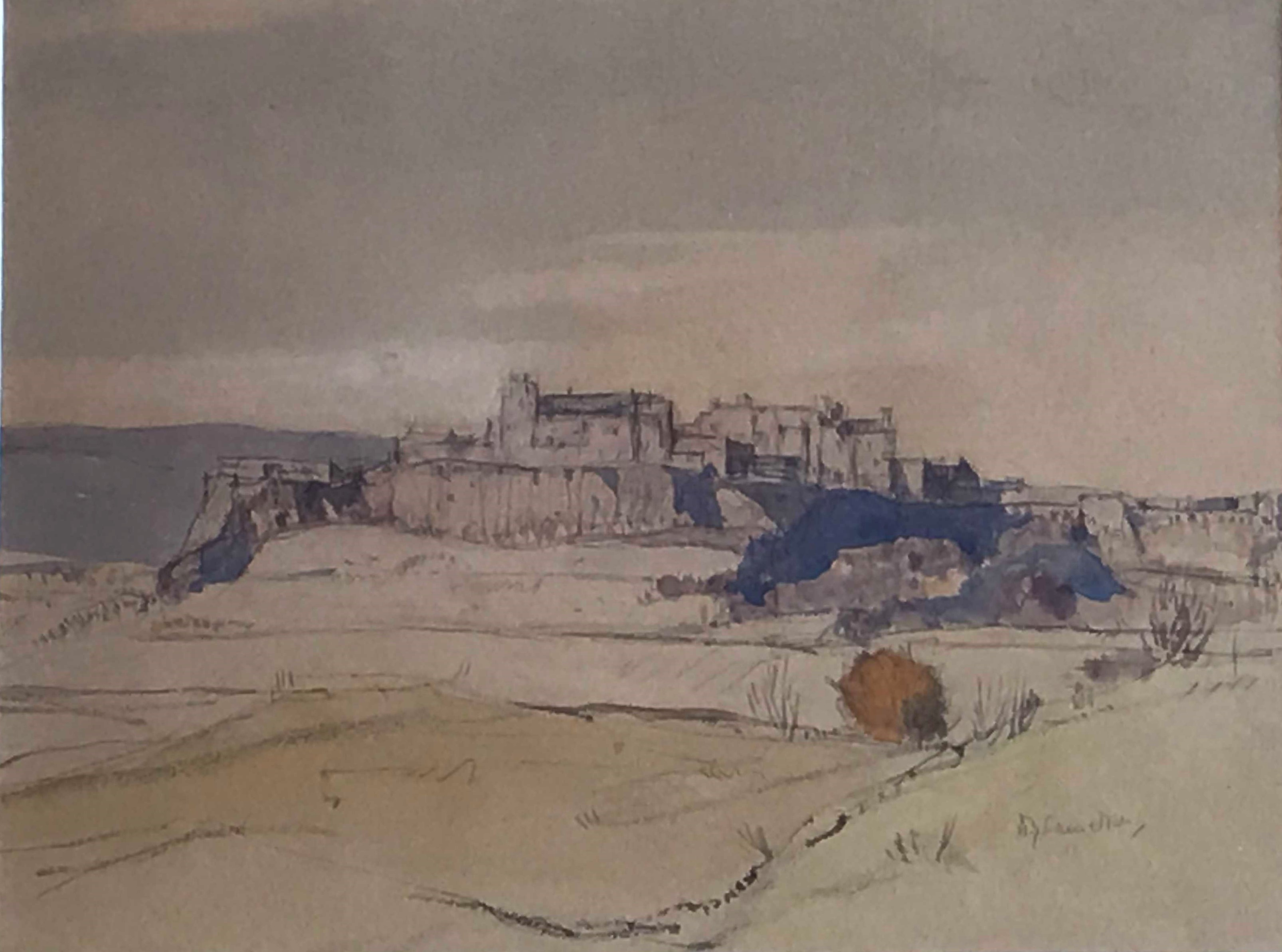 David Young Cameron Stirling Castle
