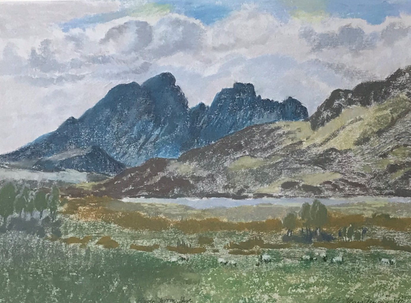 Mary Armour Isle of Skye