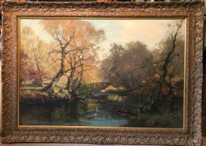 John A Henderson Tarbet 1864-1937 Scottish Artist
