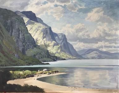 John Melvine Rennie Loch Avon