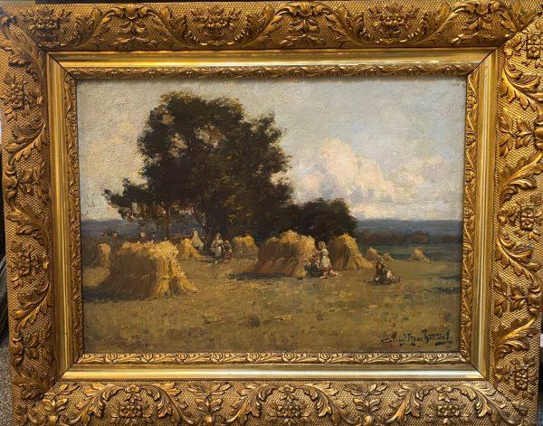 Colin John Mackintosh Scottish artist 1866-1910