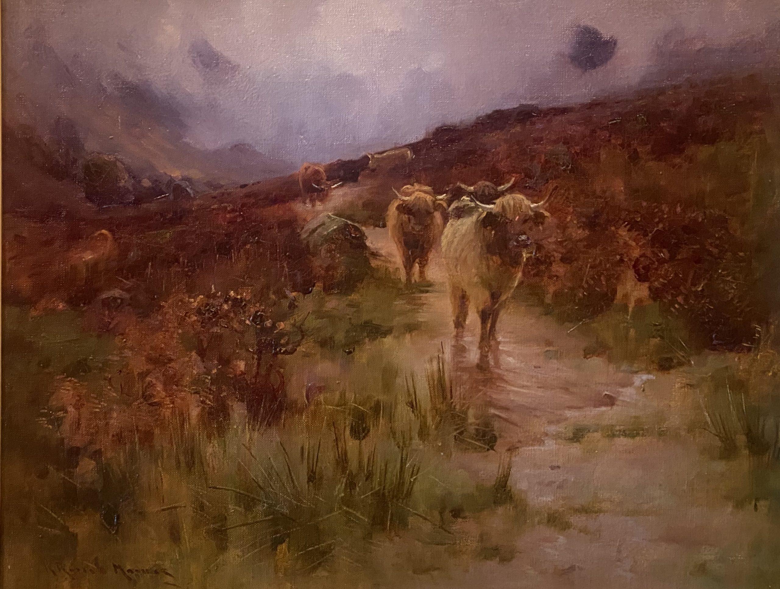 Robert Russel Macnee