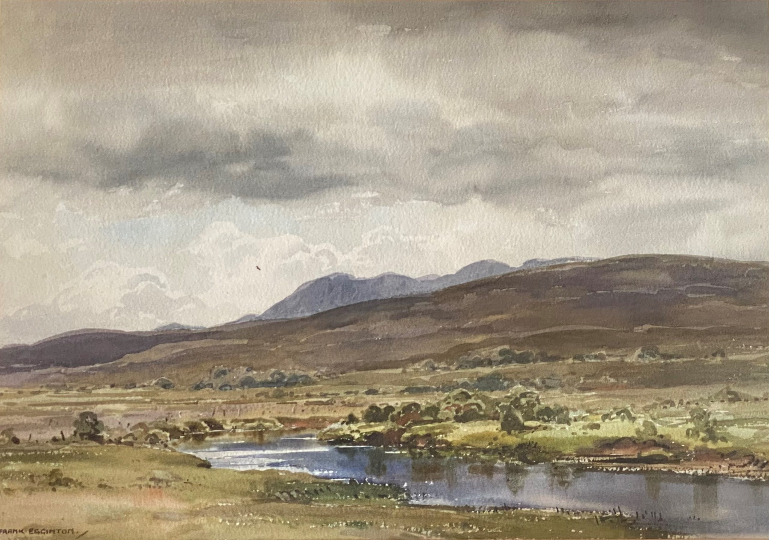 Frank Eggington Mountain landscape